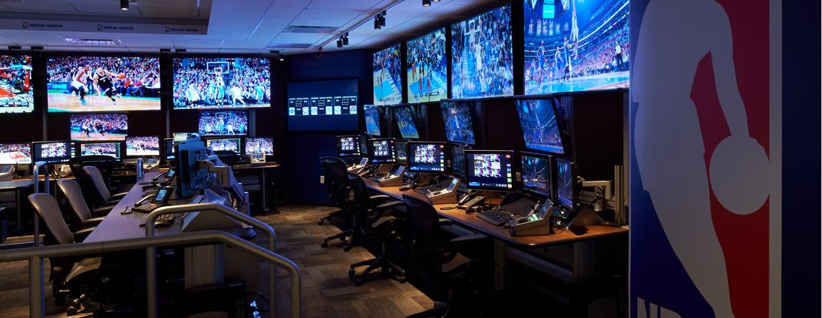 photo of NBA Replay Center