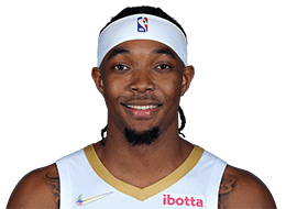 Devonte' Graham Headshot