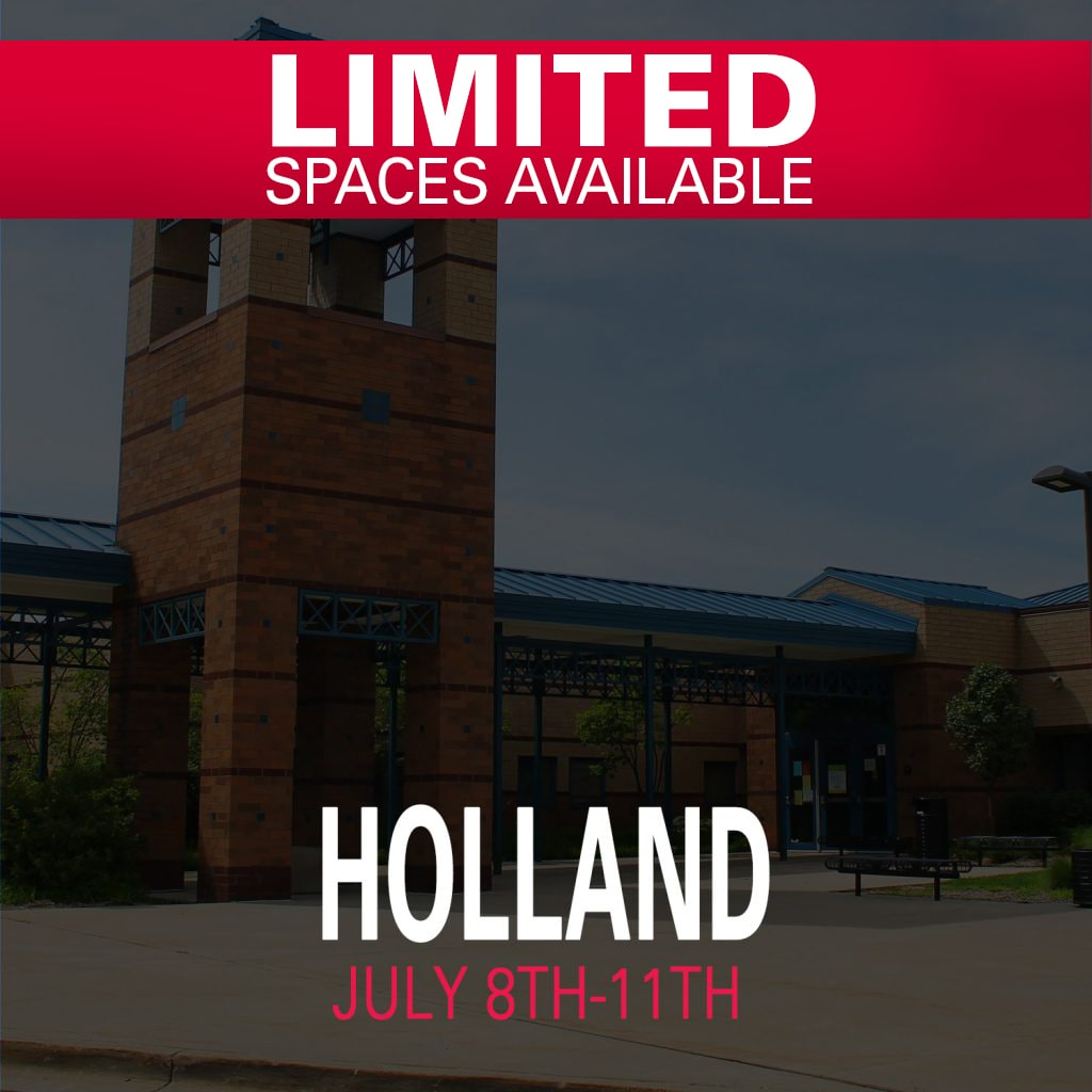 The Drive Academy in Holland Michigan is filling up with limited space available