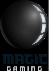 Magic Gaming logo