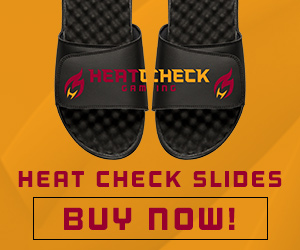 HEAT Check Gaming Slides