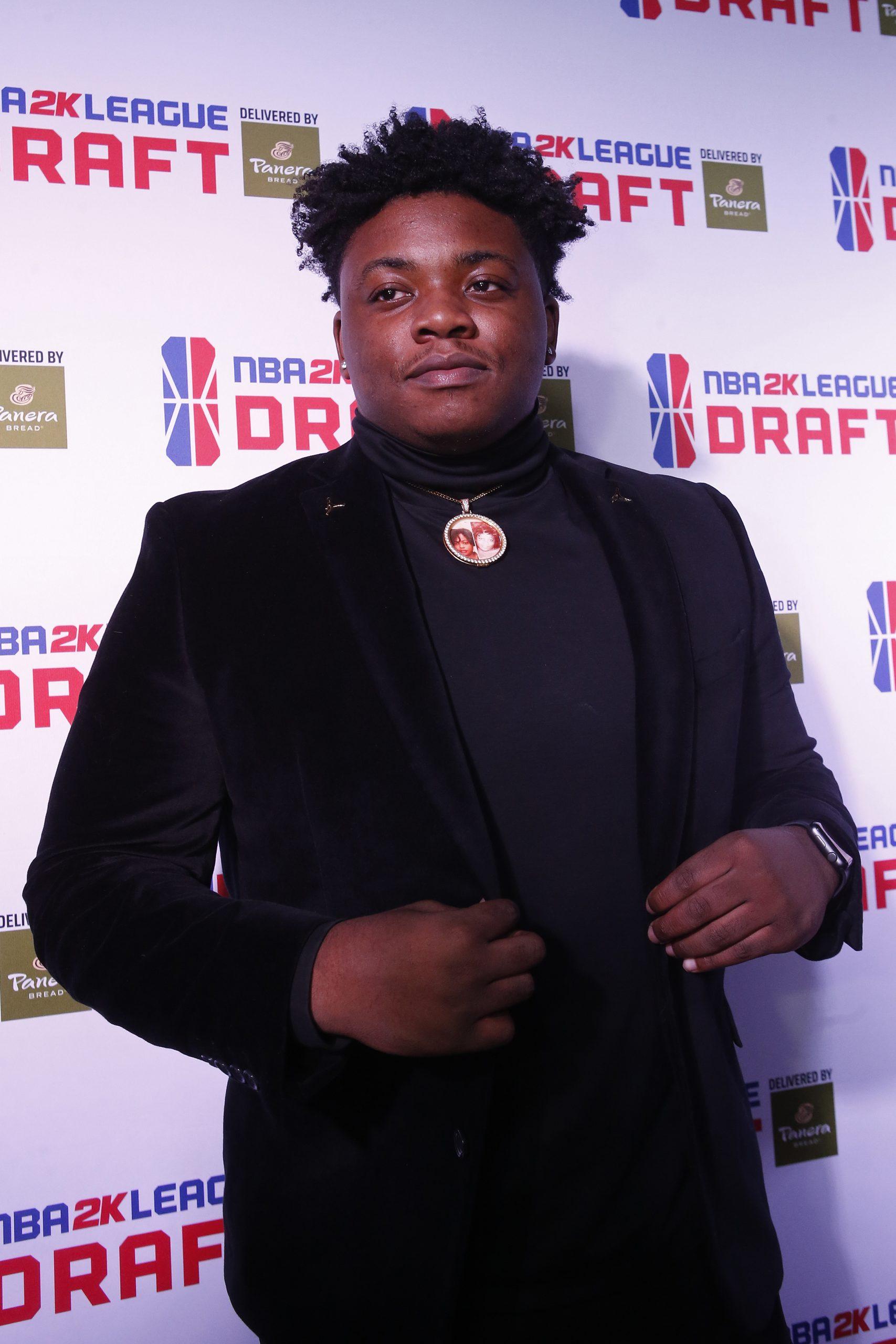 2020 HEAT Check NBA 2K League Draft