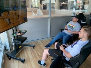 SLC Dunk Interview with Jazz Gaming Featuring Spencer RIA Wyman