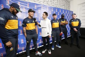 LONG ISLAND CITY, NY - MAY 16: Jazz Gaming v Cavs Legion GC match up during Week 5 of the NBA 2K League regular season on May 16, 2019 at the NBA 2K Studio in Long Island City, New York. NOTE TO USER: User expressly acknowledges and agrees that, by downloading and/or using this photograph, user is consenting to the terms and conditions of the Getty Images License Agreement. Mandatory Copyright Notice: Copyright 2019 NBAE (Photo by Michelle Farsi/NBAE via Getty Images)