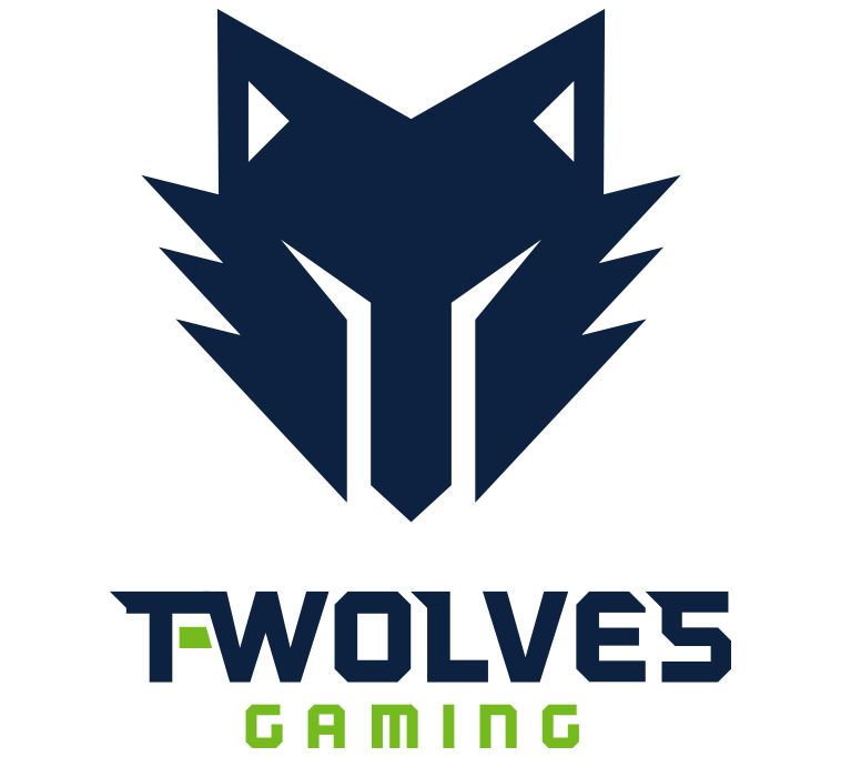 T-Wolves Gaming Logo