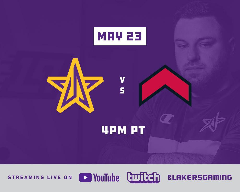 Lakers vs Toronto May 23