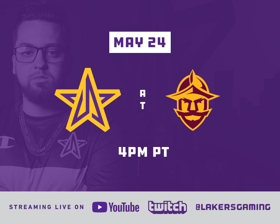 Lakers vs Cleveland May 24