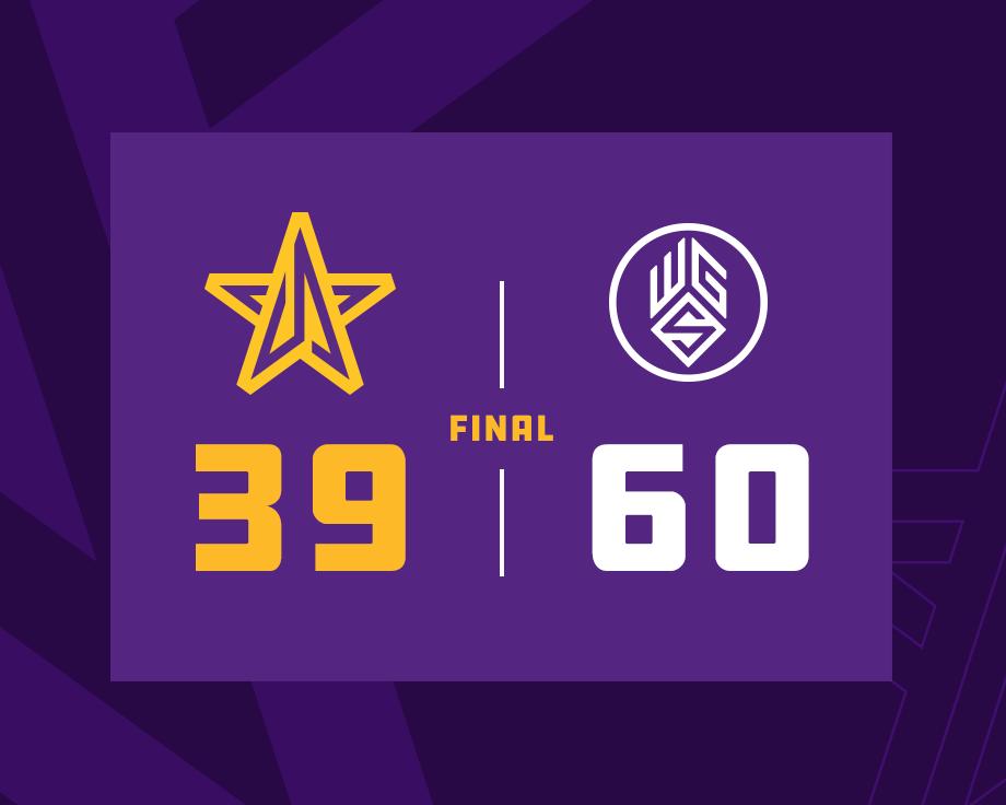 Final Score Warriors