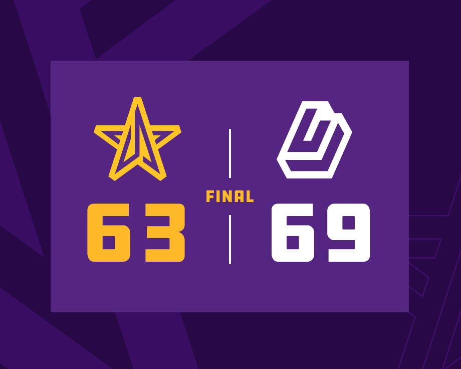 Lakers lose to Jazz 69-63