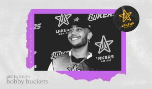 Lakers Gaming: Bobby Buckets