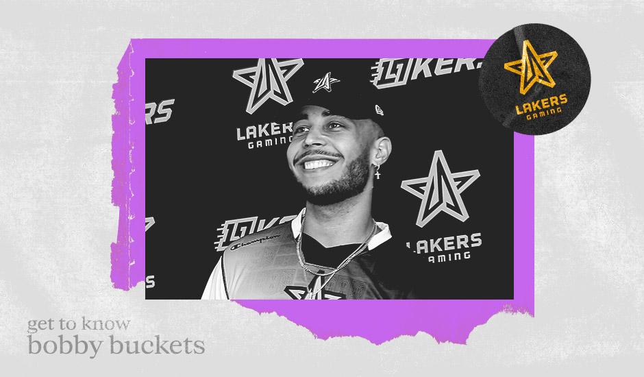Lakers Gaming: Bobby Buckets