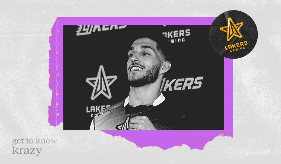 Lakers Gaming: Krazy