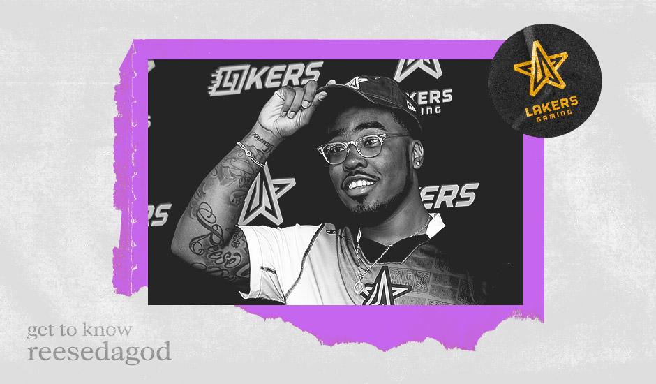 Lakers Gaming: ReeseDaGod