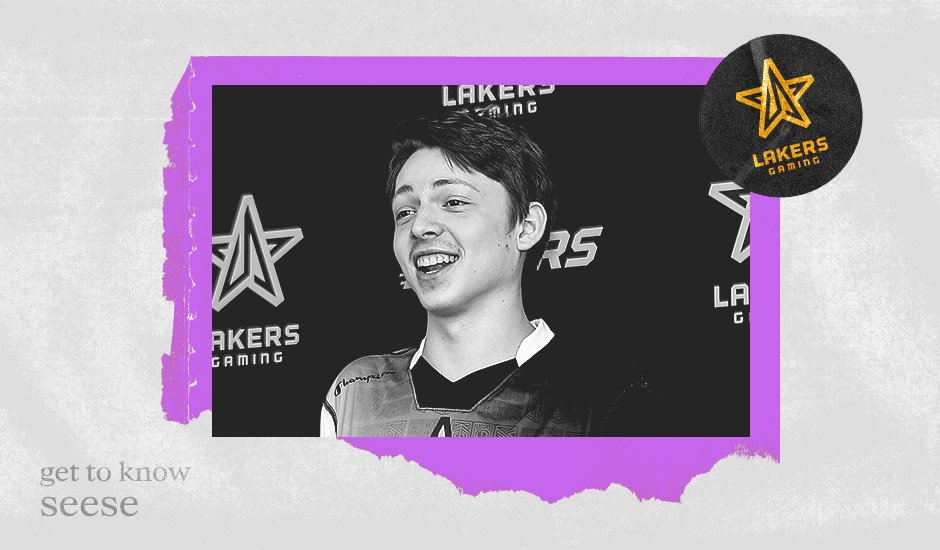 Lakers Gaming: Seese