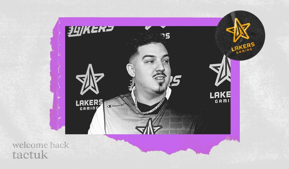 Lakers Gaming: Tactuk