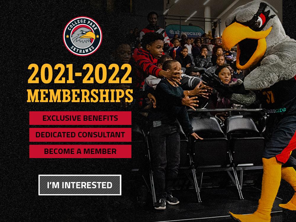 Become a Skyhawks Member