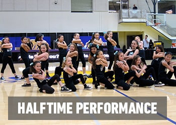 Halftime performance