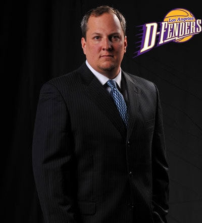 Los Angeles D-Fenders name Casey Owens As Head Coach