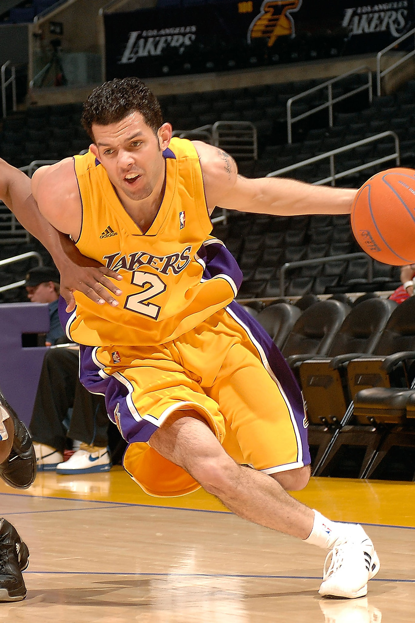 Jordan Farmar Player Picture