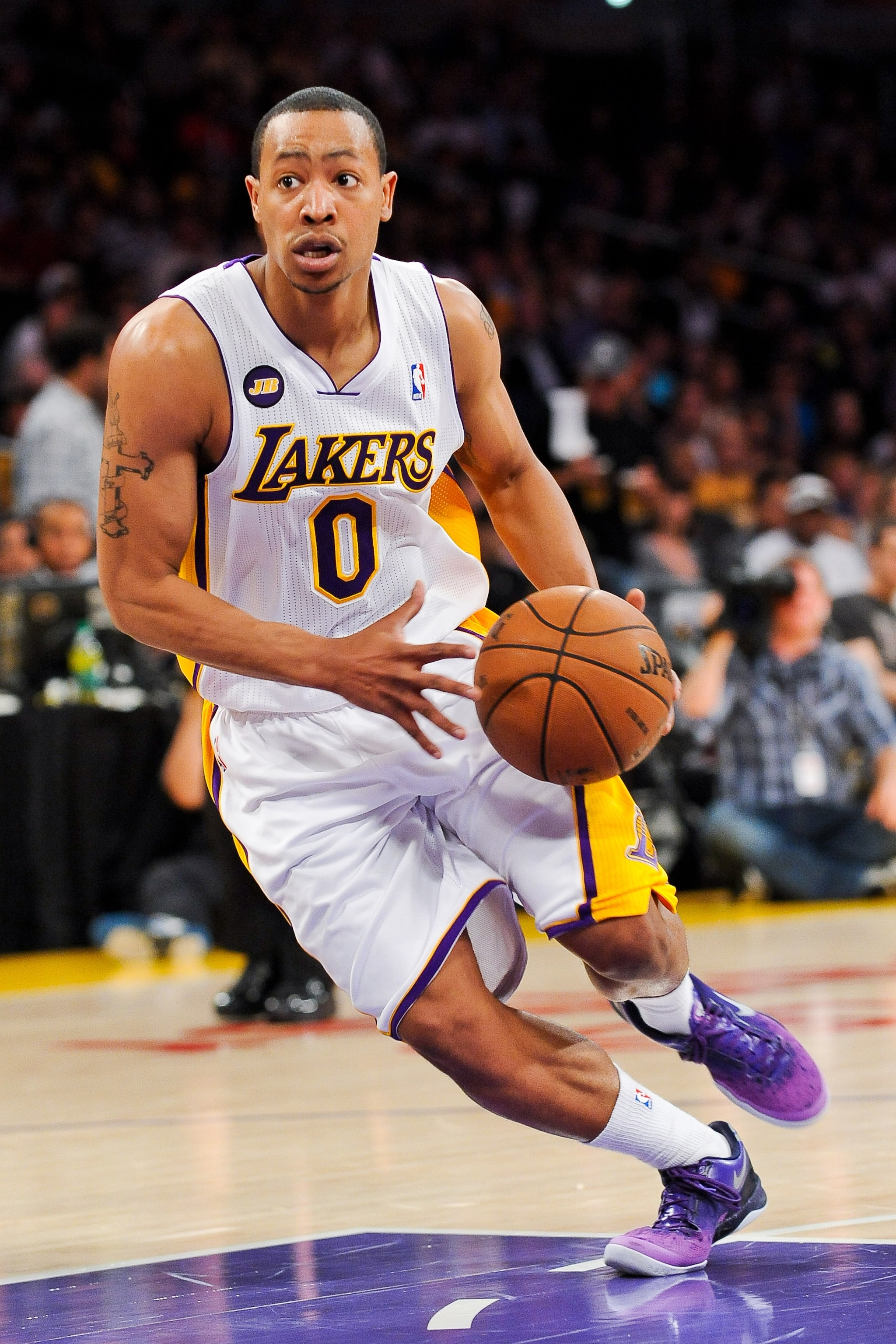 Andrew Goudelock Player Picture