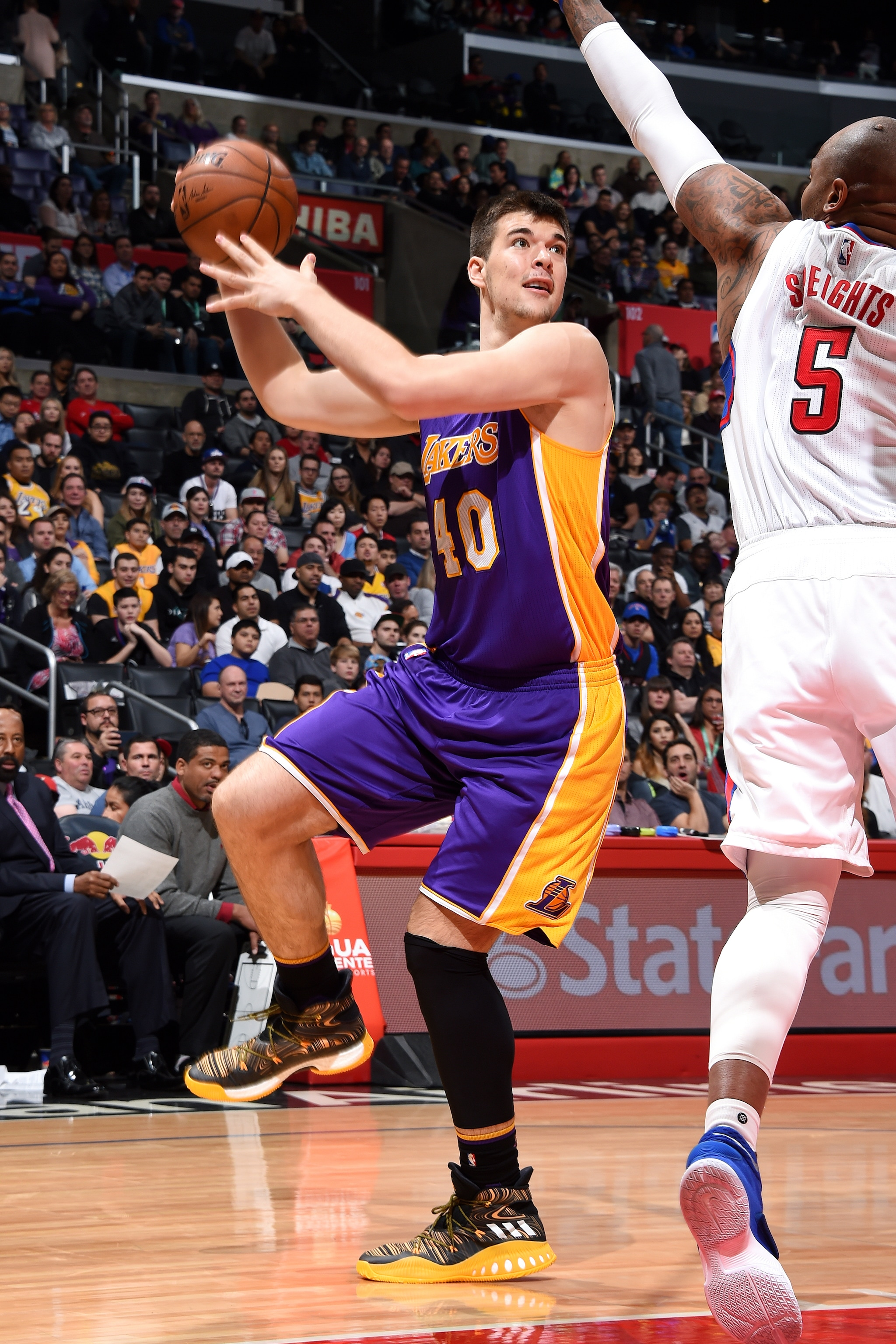 Ivica Zubac Player Picture