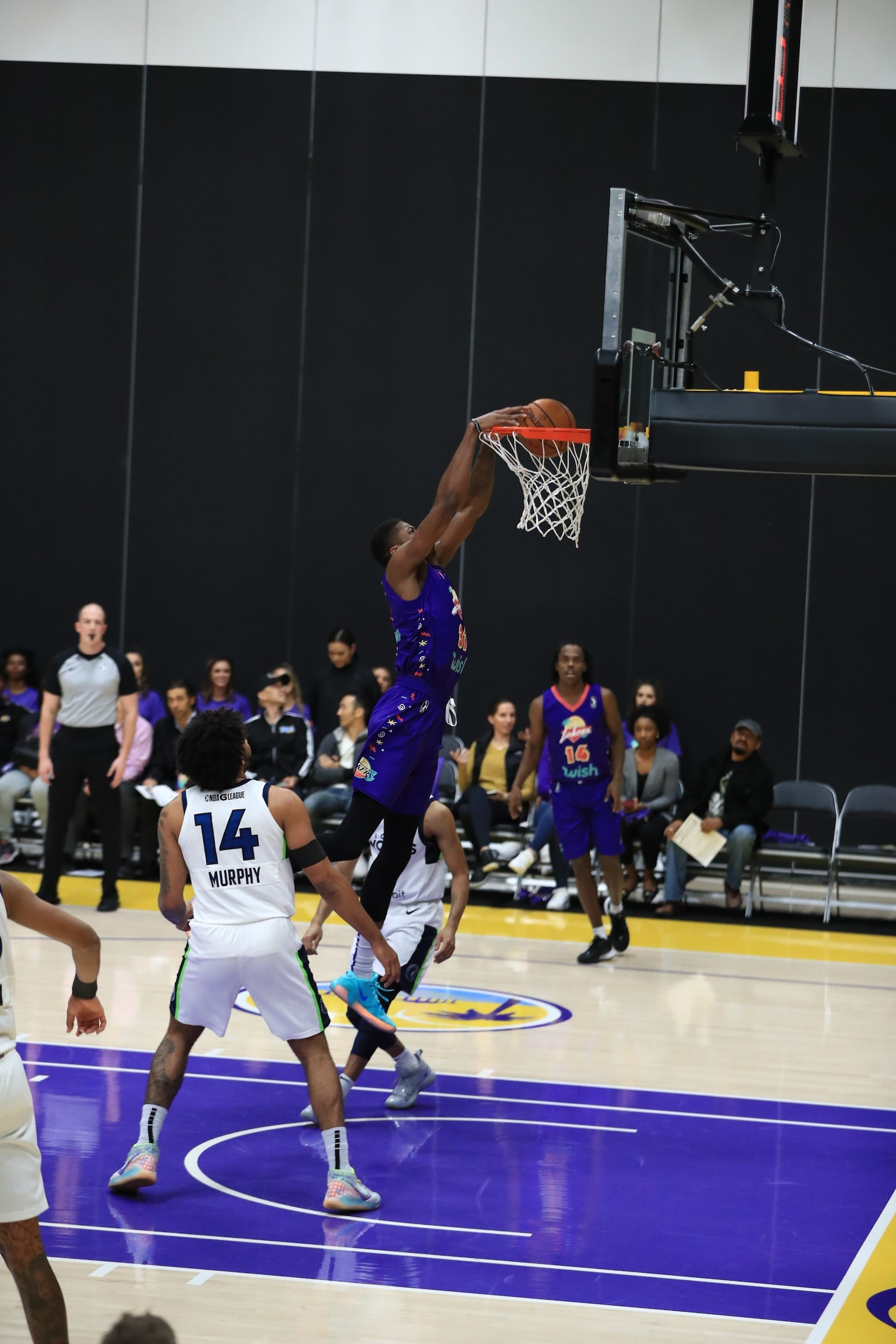 South Bay Lakers 90's Night - 1/8/20