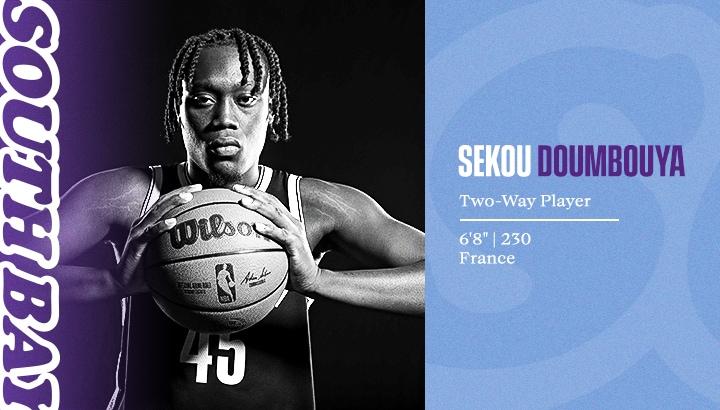 Sekou Doumbouya - Two-Way Player