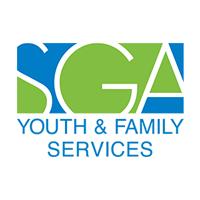 SGA Youth & Family Services logo