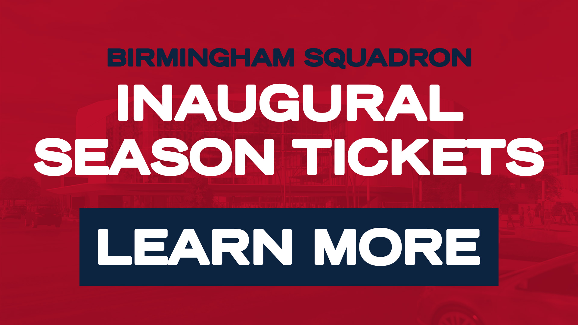 Learn more about Birmingham Squadron Season Tickets