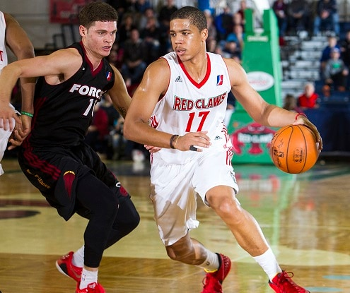Sioux Falls Skyforce at Maine Red Claws