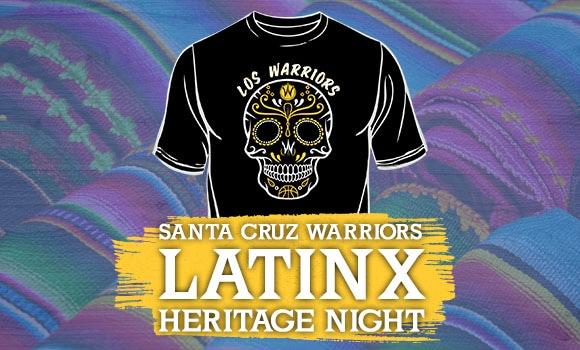 Latinx - Santa Cruz Warriors