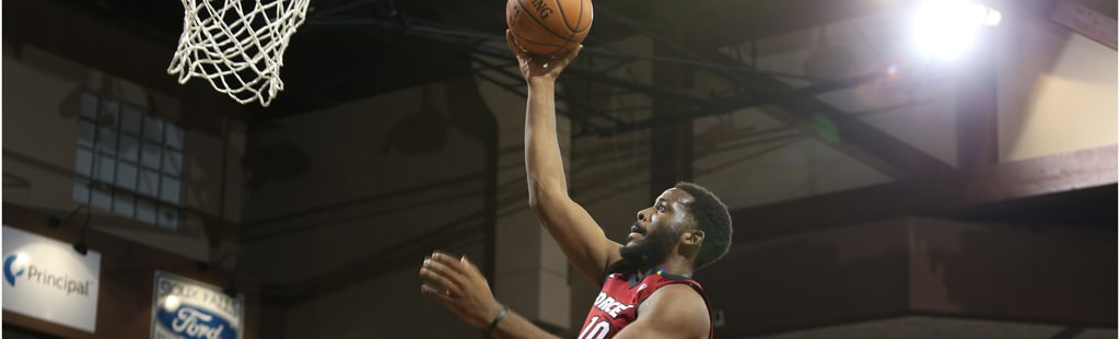History in the Maten - Sioux Falls Skyforce
