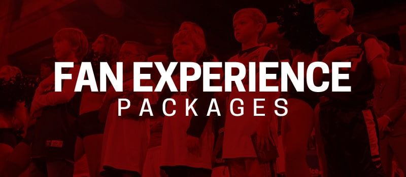 Sioux Falls Skyforce Fan Experience Packages