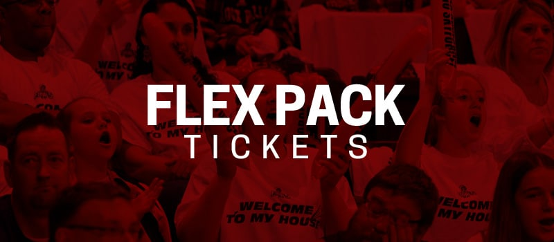 Sioux Falls Skyforce Flex Pack Tickets