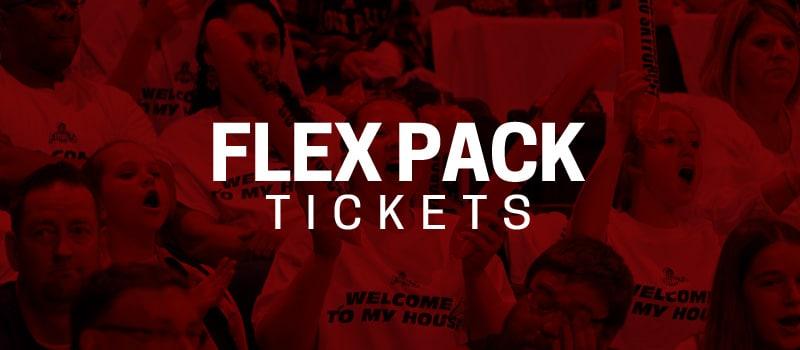 Sioux Falls Skyforce Flex Pack Tickets