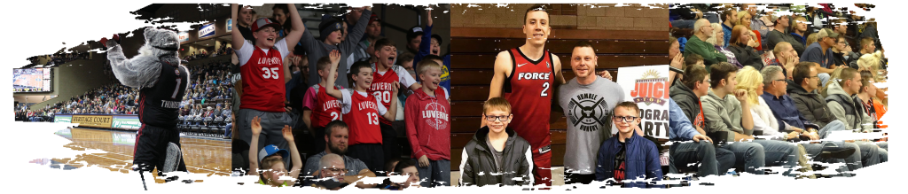 The atmosphere at the Skyforce is the perfect fit for large groups