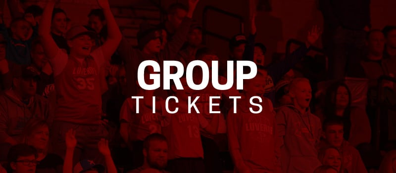Sioux Falls Skyforce Group Ticket Packages