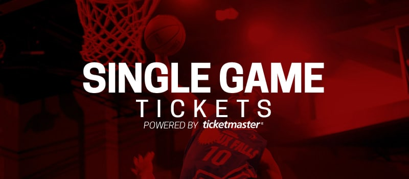 Purchase Single Game For Sioux Falls Skyforce on Ticketmaster.com