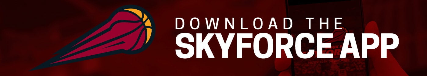 Download the Skyforce app