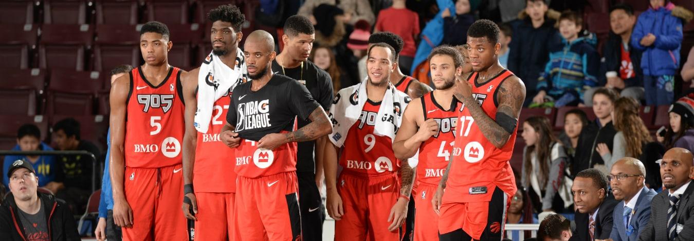 27 Teams In 27 Days: Meet Raptors 905 - NBA G League