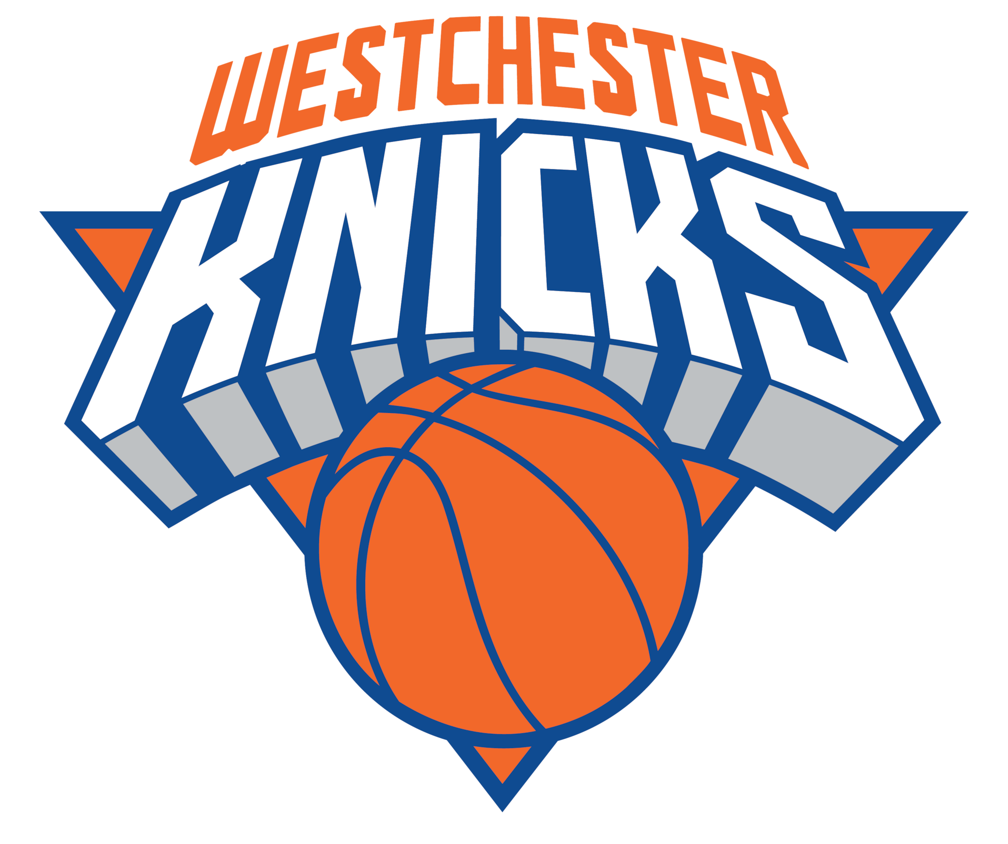 Westchester Knick Alternate Logo