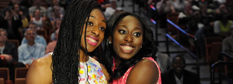 Ogwumike Sisters