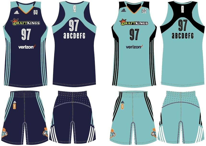 New York Liberty Uniform