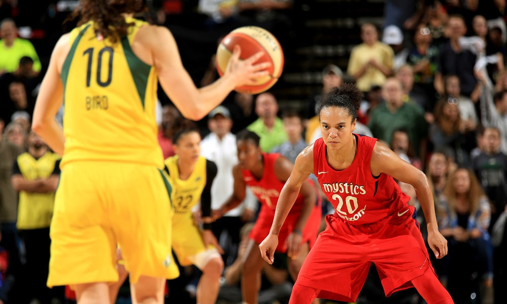 Breanna Stewart, Elena Delle Donne among All-WNBA first-team selections