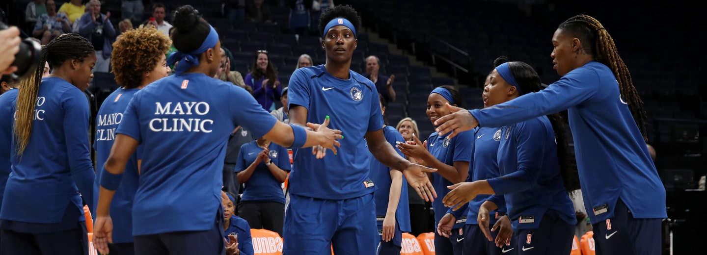 2019 Season Preview: Minnesota Lynx - WNBA.com - Official Site of the WNBA