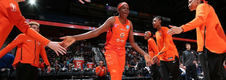 Jonquel Jones Stars For League-Leading Sun - WNBA.com - Official Site of the WNBA