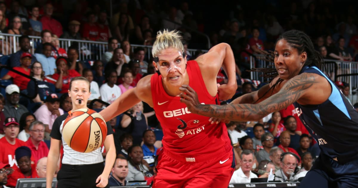 Delle Donne, Howard Earn Player Of The Week Honors - WNBA.com - Official Site of the WNBA