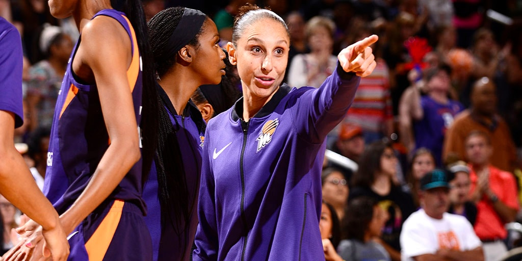 Diana Taurasi Medically-Cleared To Play - WNBA.com - Official Site of the WNBA