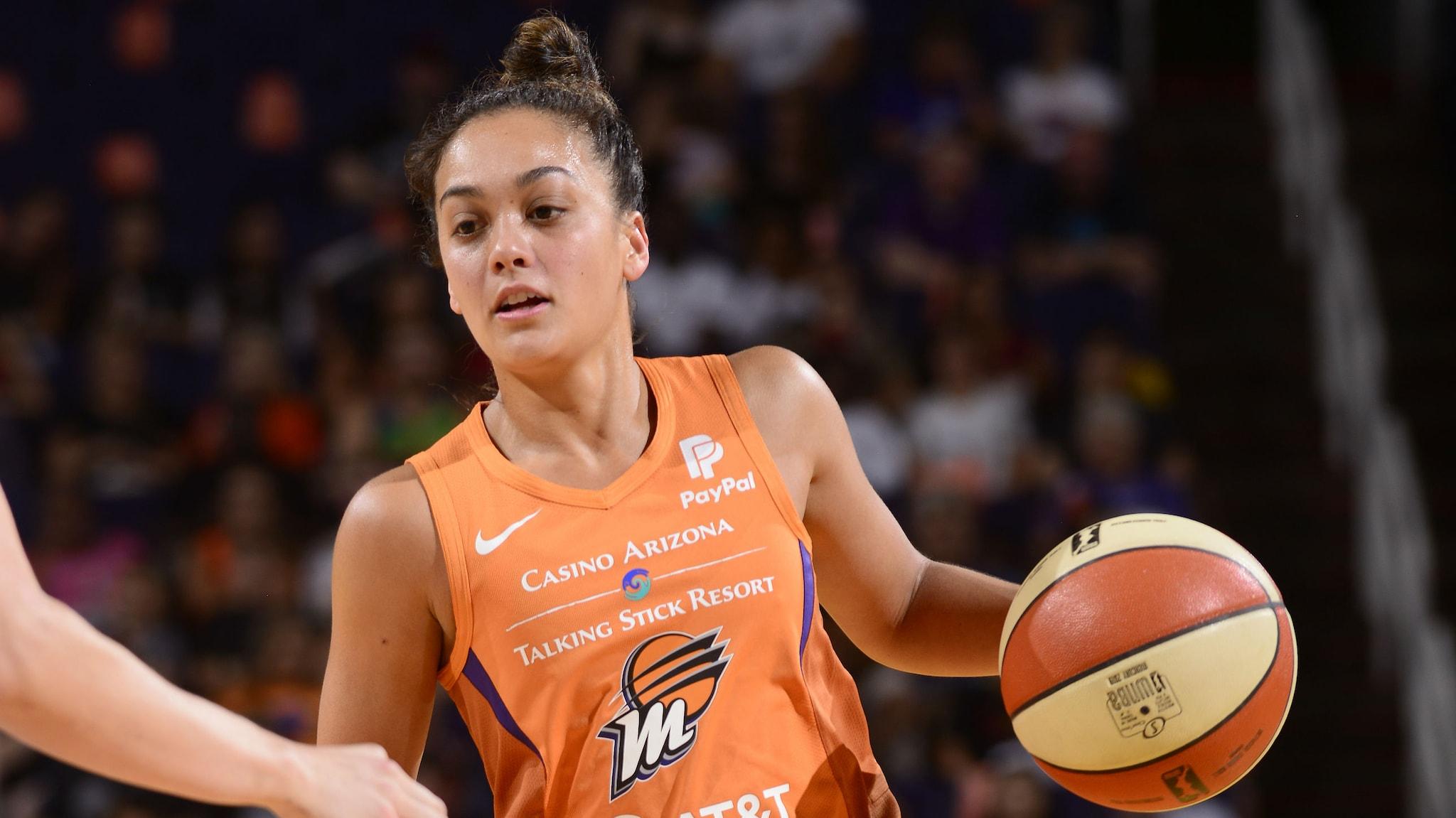 Leilani Mitchell Named 2019 WNBA Most Improved Player - WNBA.com - Official Site of the WNBA