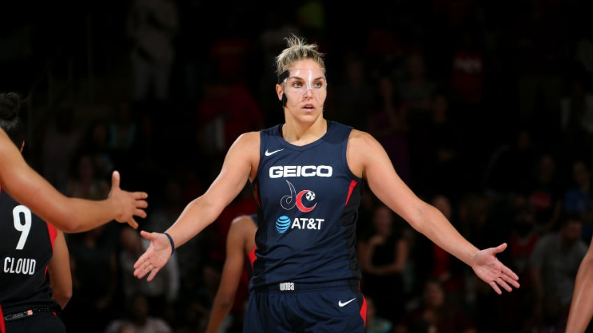 Washington's Elena Delle Donne Named 2019 WNBA Basketball Most Valuable Player - WNBA.com - Official Site of the WNBA